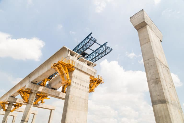 Debt Service Reserve Account is often used for construction projects