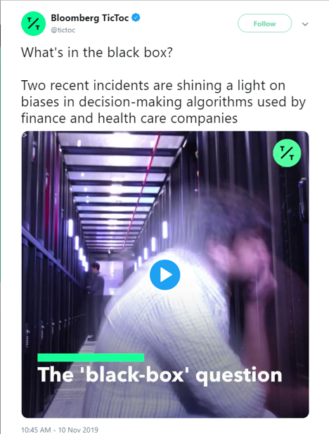 Bloombger black box